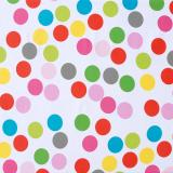 Teflon tablecloth round 138 studio design superdot