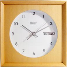 Wood week reloj haya 24*24 cm