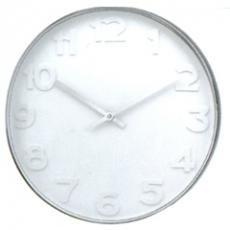 Reloj white map 35cm. c10